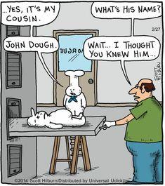 The Argyle Sweater on GoComics.com #humor #comics