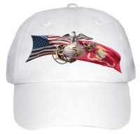 Marine Corp Salute Hat and Coffee Mug Combo Set. Get yours to match your custom rear window graphic mural for your car or truck. There is also a matching iPhone case for your phone too.