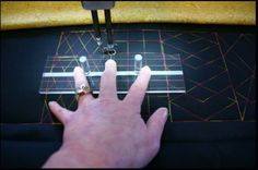 quilter ruler, machin quilt, quilt tool, edg ruler, quilt ruler