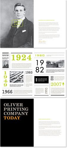 oliver printing co