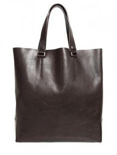 Lanvin - Smooth Calfskin Shopper Bag