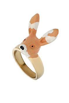 rabbit ring at topshop