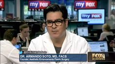 Did you miss Dr. Armando Soto's appearance on Fox Business? You can watch it here: http://bit.ly/1mSAFUs fox busi
