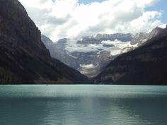 Lake Victoria (Alberta - Canada)