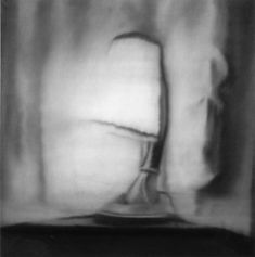 Gerhard Richter, Lampe (Lamp) 1967, 90 cm x 90 cm, Oil on canvas