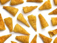 Bugles- the chips you could wear on your fingers.