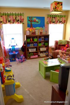 Super Cute Playroom