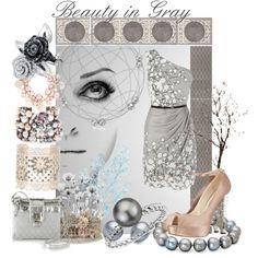Beauty in Gray.