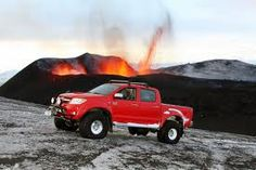 TOUGHNESS:  Not even Chuck Norris has enough of it to take a spin in a Hilux Bakkie