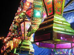 Beautiful Ramadan Lanterns :)