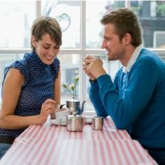 4 Surefire First Date Conversation Tips - More tips on how to talk to women at: www.getgirls.com