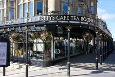 Betty's Tea Rooms, Harrogate