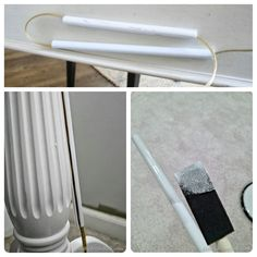 How to hide those pesky cords