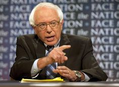 Bernie Sanders. The first socialist ever elected to public office (although he calls himself a Democrat-Socialist). This guy tells it like it is, and he comes from one of the most forward-thinking states in the union: VERMONT.