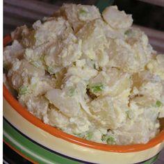 Ensalada de Papas (Potato Salad) - Hispanic Kitchen