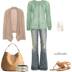 """Pastels"" by archimedes16 on Polyvore"