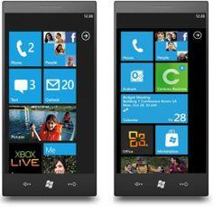 The Windows Phone 'Metro' Design Language