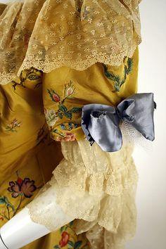 Dress, Evening 1890-1900 House of Worth