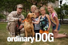 Kids experience EOD dogs during Marine Week Cleveland
