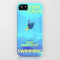 Finding Nemo - Dory iPhone Case