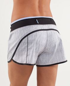 Lululemon, great shorts with pocket in the back to keep some gear