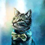 Handsome Cat by ^alicexz on deviantART