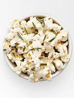 How to make Parmesan-Herb popcorn