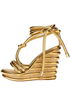 #gold #shoes