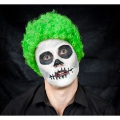 We all love an excuse to dress up especially at Halloween. Here at Poundland we have a perfect range of dress up items from wigs to face paints and masks to fangs, we have many accessories and dress up lines to ensure you are the best dressed for this Halloween.