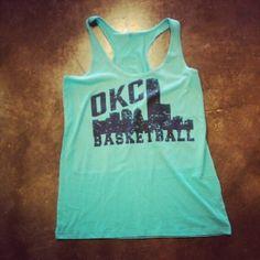 $22 OKC Thunder Basketball