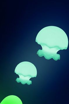 Jellyfish Lamp! #lighting_design
