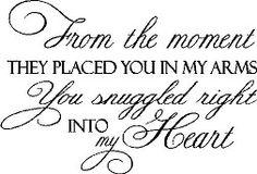 Dear daughters.....