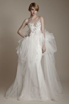 Ersa Atelier 2013 Bridal Collection-love this