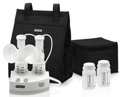GIVEAWAY: Ameda Purely Yours Double Electric Breast Pump! (Ends Aug 23)