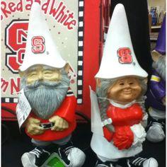 NC State gnomes!