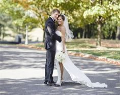 Our clients katie and steve on the What's Up blog! love them!