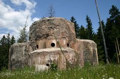 Fortress of the Rupnik line