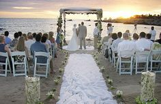 Looks like it's out of a movie :)  Wedding ceremony at Esperanza Resort, Cabo San Lucas  http://www.esperanzaresort.com