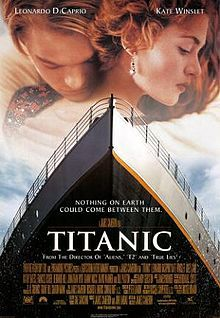 Titanic is pretty much my favorite movie ever! I'm kinda fascinated by the real titanic