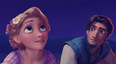 Just take a moment to appreciate animation here.Look at Rapunzel where you can just tell shes imaging that lantern rising and what its going to feel like,trying to figure out if all this is true.Then there is Flynn. HE REALIZES HOW MUCH THIS MEANS TO HER AND HE CANT HELP BUT SMILE. THIS IS THE MOMENT WHEN HE REALIZES. WOW RAPUNZEL IS MY NEW DREAM IM DONE THIEVING I WANT TO BE WITH THIS GIRL BECAUSE SHE IS LITERALLY THE BEST THING THAT HAS EVER HAPPENED TO ME laughing