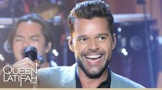 "Ricky Martin Performs ""Vida"" on The Queen Latifah Show"