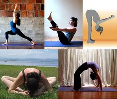 Must-do yoga poses for runners.. I need to get off the internet haha