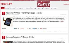 Tons of #RaspberryPi Articles & Resources