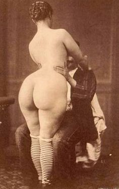 A disproportionately enlarged pelvis can uncommonly cause huge hip women. Rarity reasons led big hips since vintage times to ONLY be be called fat. A rare medical fact is that a pelvis can be hugely enlarged compared to the rest of her body.   This vintage picture shows an example. A pelvis is axial bone and increases height AND weight, but fat does not increase height. Those with such a huge  pelvis often give up on diet -- as it will not make bone shrink. Dinosaur bones prove NON shrinkage.