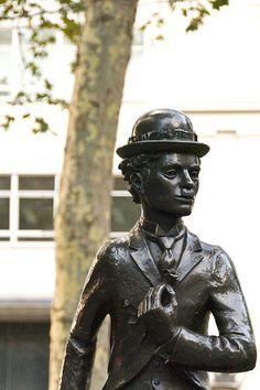 Charlie Chaplin - London, England