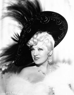 Mae West - Photo by Eugene Robert Richee