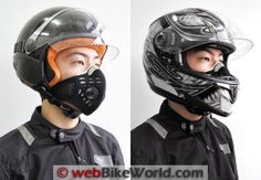 Respro® Sportsta™ mask review vie webBikeWorld