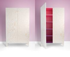 The Plywood Cabinet by AMM blog, via Flickr