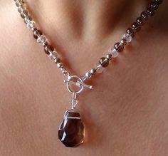 beaded necklaces, pendant necklac, diy bead necklaces, diy necklace beads, beaded necklace ideas, bead pendant, toggl pendant, diy toggl, beaded necklace diy