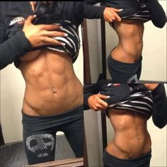 And now I want abs like this <3